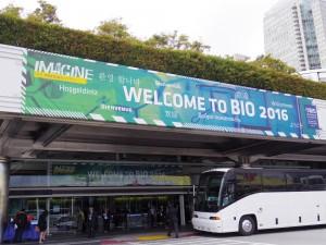 BIO2016 entrance